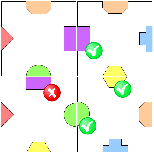 a failed attempt to solve the nine tile puzzle