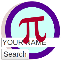 your-name-in-pi